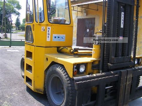 swing lift swing lift s 100 12 2003 front mounted forklift truck