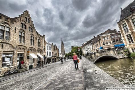 meestraat bridge in bruges marc g c