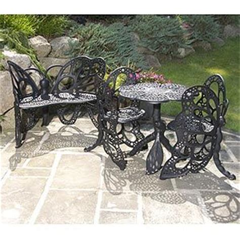 wrought iron butterfly bench home bistros and wrought iron on pinterest