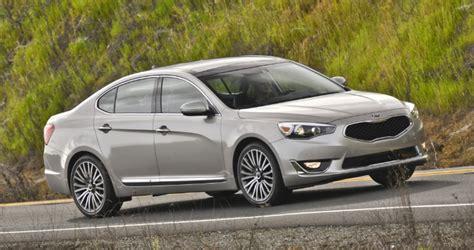 2013 Kia Cadenza Price 2014 Kia Cadenza Pricing Announced Autoevolution
