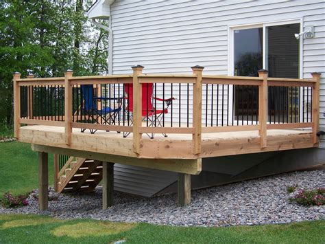 porch deck one stop builders inc portfolio of construction work