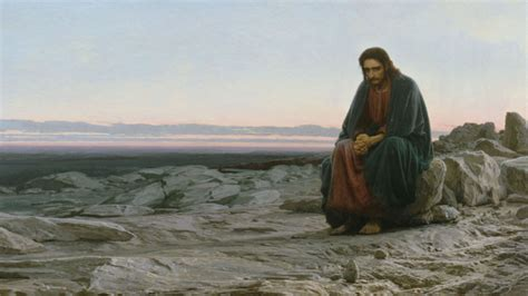 ivan kramskoy jesus christ landscape wallpapers hd