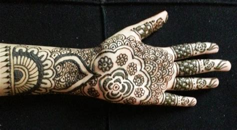 how to design a simple indian engagement mehndi 12 steps simple bridal henna easy full hand indian pakistani