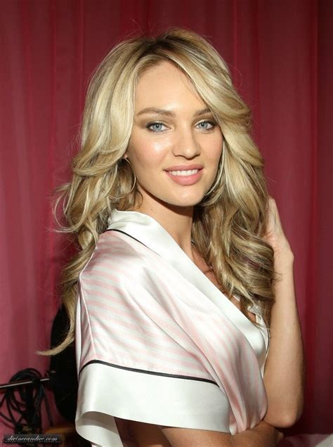did candace swanepoel cut hair candice swanepoel backstage 2013 victoria s secret fashion