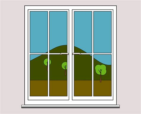 clipart windows clipart truly transparent window cliparting