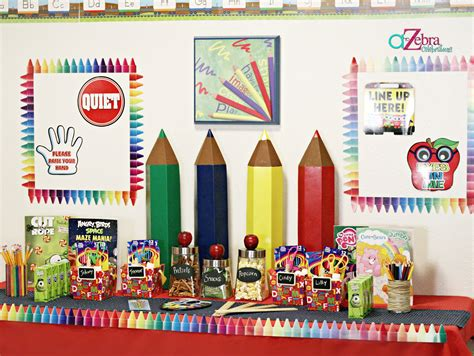 html themes for school back to school party ideas a to zebra celebrations