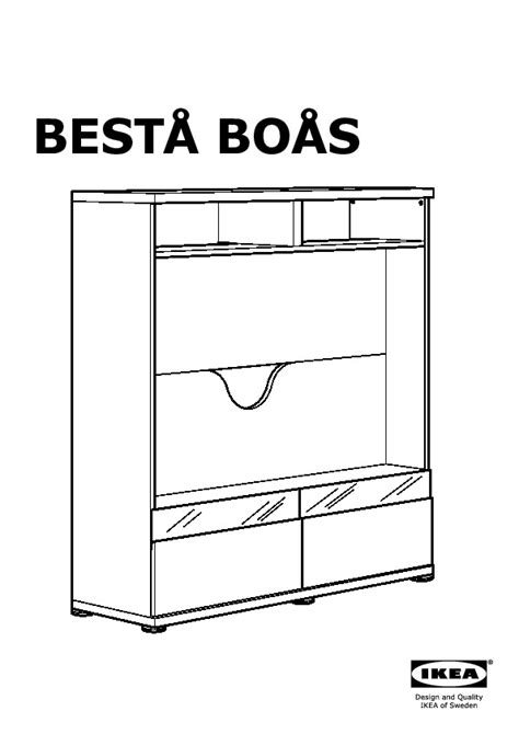 besta instructions best 197 bo 197 s tv storage unit white ikea united states