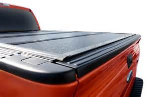 Tonneau Cover Folding For Use With 5 8 Box 2004 2014 F150 5 5ft Bed Bakflip F1 Folding Tonneau