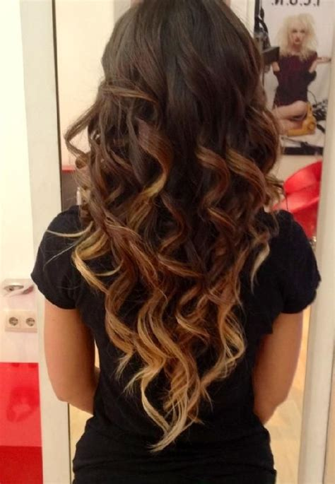 blonde hair colours spring 2014 hottest ombre hair color ideas trendy ombre hairstyles