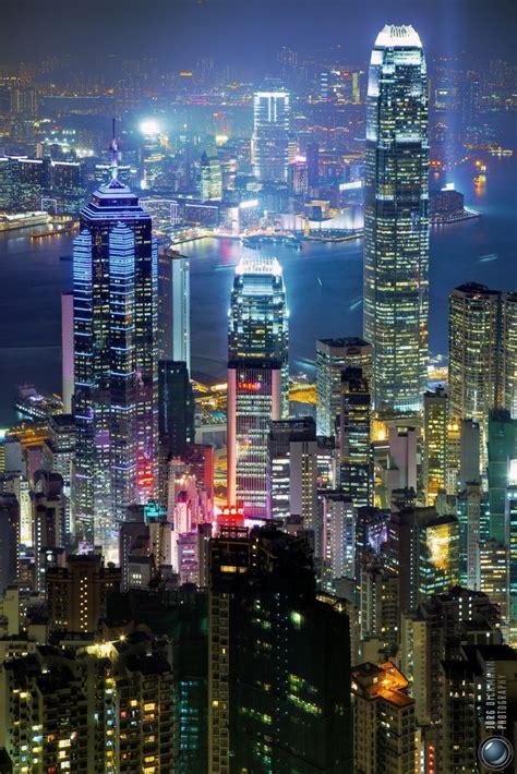 city lights island city city lights hong kong travel hong kong