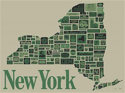 poster design new york draplin design co ddc 099 quot necessarily new york quot poster