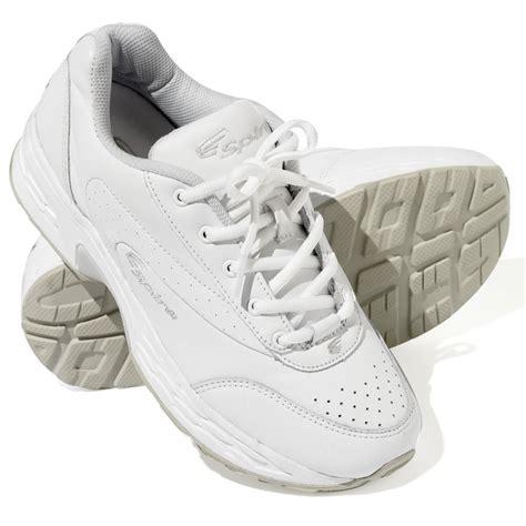 the loaded walking shoes s hammacher schlemmer