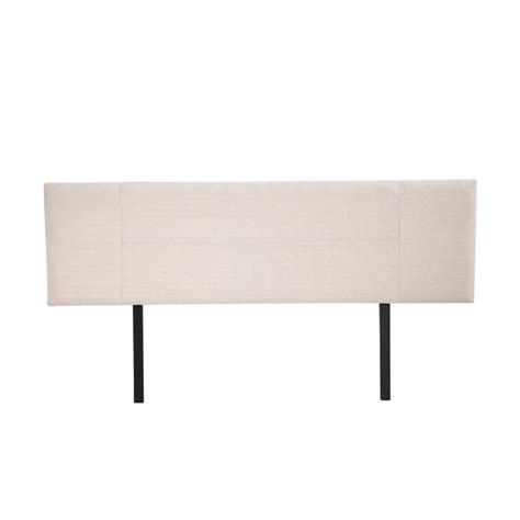 Buy King Size Headboard by King Size Stitched Fabric Bed Headboard In Beige Buy King Size Headboard