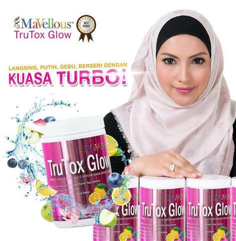 Detox Glow Mavellous by Mahfuzah Eshop Borong Retails Murah 013 3045279