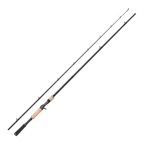 mh fish house shimano xac610mh exage bass casting rod tackledirect