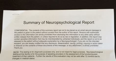 Neuropsychological Evaluation Sle Report 28 Images Sle Psychoeducational Report 60 Images Neuropsychological Report Template
