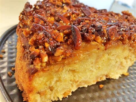 karamell nuss kuchen apfelkuchen mit nuss karamell und zimt feinkostpunks de