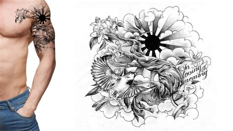 pencil drawings of tattoo designs design artwork gallery custom design