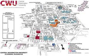 central college map about cwu cwu cus map