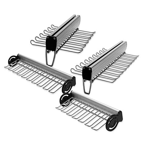 tie rack bed bath and beyond john louis home tie and belt rack bed bath beyond