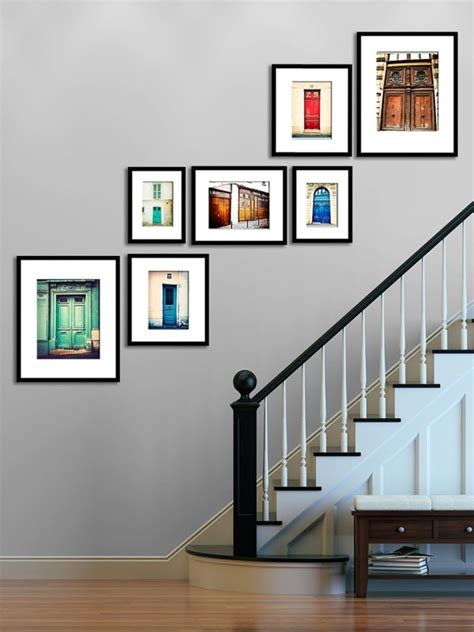 stairs wall decoration ideas 40 must try stair wall decoration ideas