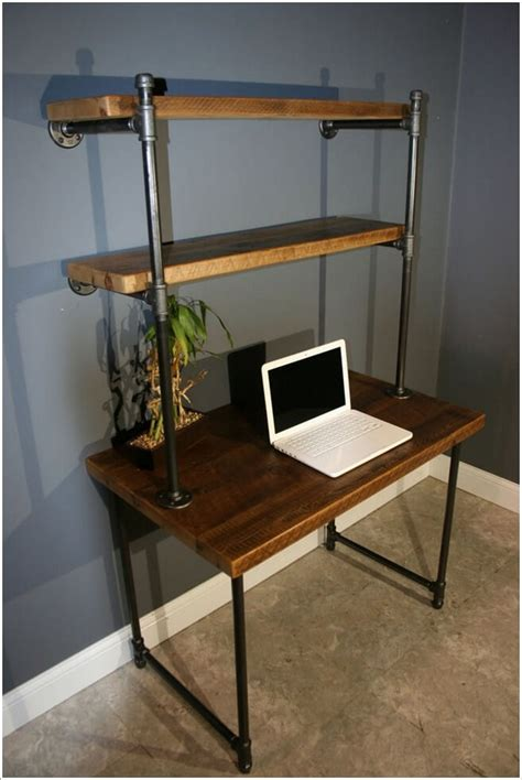 build a computer desk 7 unique diy computer desk ideas lifestyle interest