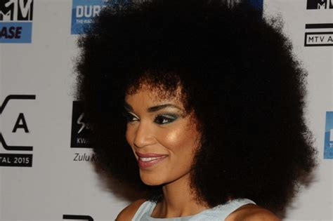 hairstyle photos of pearl thusi pearl thusi joins abc series quantico hollywood s