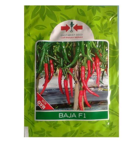 Benih Cabe Merah Besar benih cabe besar baja f1 10 gram panah merah