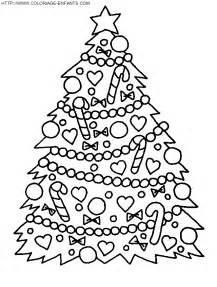 dibujos para imprimir 193 rbol de navidad para infantil