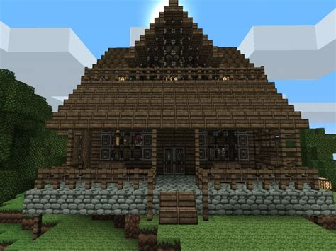 log cabin blue prints log cabin minecraft blueprints minecraft winter log cabin