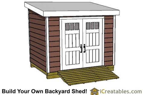 How To Build A 8 X 10 Shed