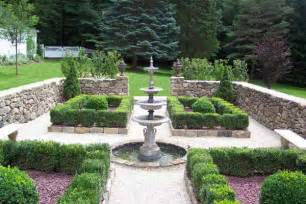 Formal Garden Designs - garden design ideas garden edging ideas