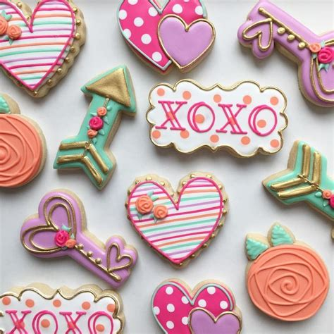 More Valentines Ophelia Fancy best 25 cookies ideas on