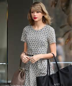 Taylor Swift and Cara Delevingne hit the shops in the Big