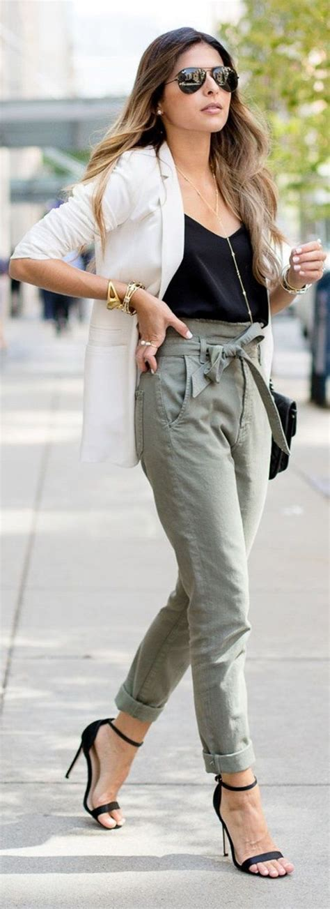 Move Effortlessly From Summer To Autumn With Clever Trend Picks by 25 Best Ideas About Casual Work On