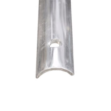 boat rub rail stainless steel custom 3 4 quot x 7 11 7 8 quot half oval stainless steel boat