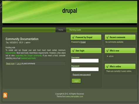 themes drupal download bonus joomla templates and wp drupal themes