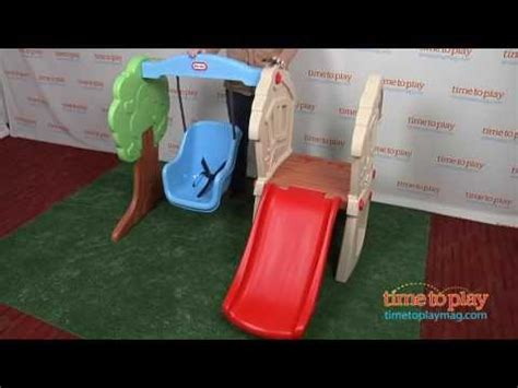 little tikes hide and seek climber and swing little tikes hide seek climber swing from mga