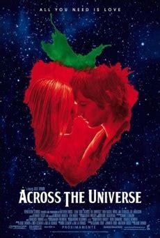 Across The Universe Trailer by Tr 225 Ilers De Across The Universe El S 233 Ptimo Arte
