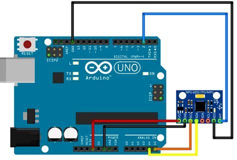 code arduino mpu6050 mpu6050 gy 521 with arduino uno r3 stuck at