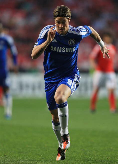 Chelsea Ucl 18 fernando torres pictures sl benfica v chelsea uefa chions league quarter zimbio