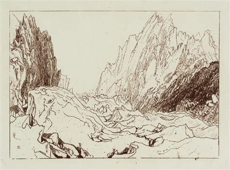 St Yves Mw 41 mer de glace joseph mallord william turner tate