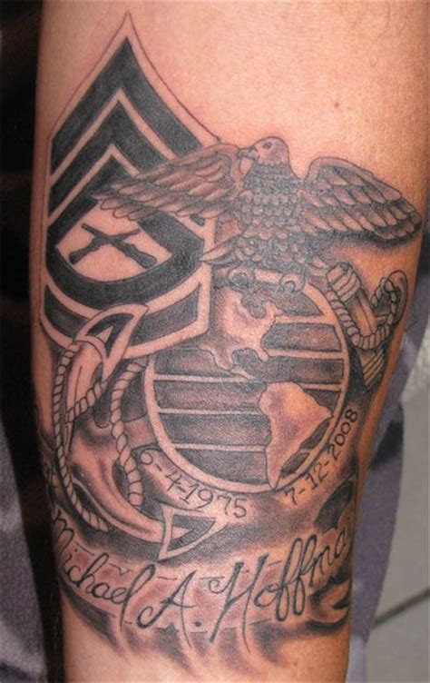 royal marine tattoo designs 33 best images about devildog ink on usmc