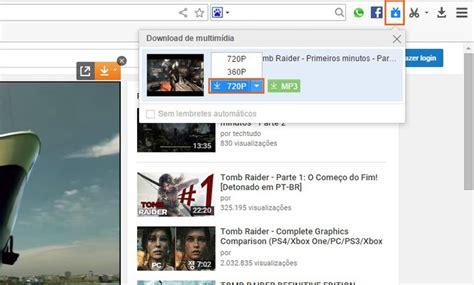 download youtube baidu como baixar v 237 deos com o navegador baidu browser dicas e