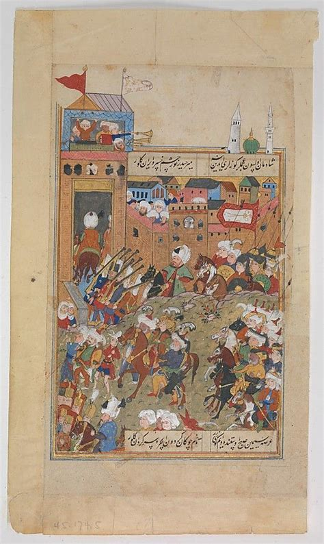 divan ottoman empire quot ottoman army entering a city quot folio from a divan of
