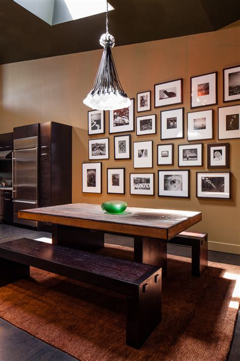 contemporary dining room table lighting