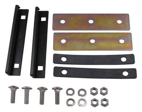 yakima light mounting brackets side loader mounting brackets for yakima 1a raingutter
