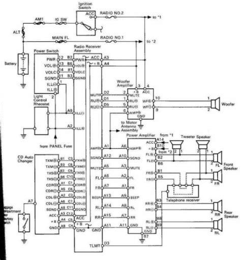 pioneer car stereo deh 1500 wiring diagram get free