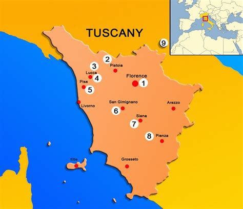 best places to see in florence top things to do in tuscany travels