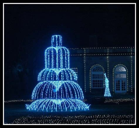 Outdoor Water Fountains With Lights 1000 Images About Fountains On Pinterest